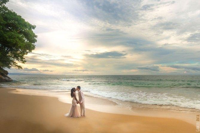 Fotos de Matrimonio, Luna de Miel, Novios y Bodas en la Playa