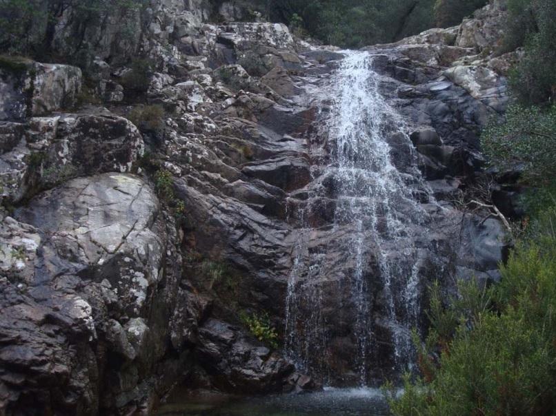 Domenica 29 aprile 2018 – Cascate Rio Linas