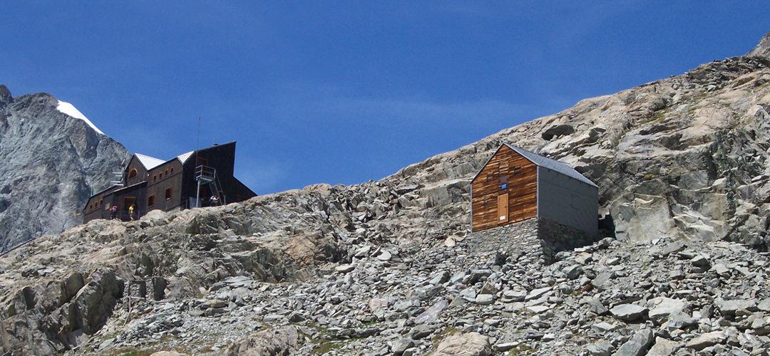 8-9 luglio 2017 Rifugio Nacamuli e Punta Kurz (Valpelline)