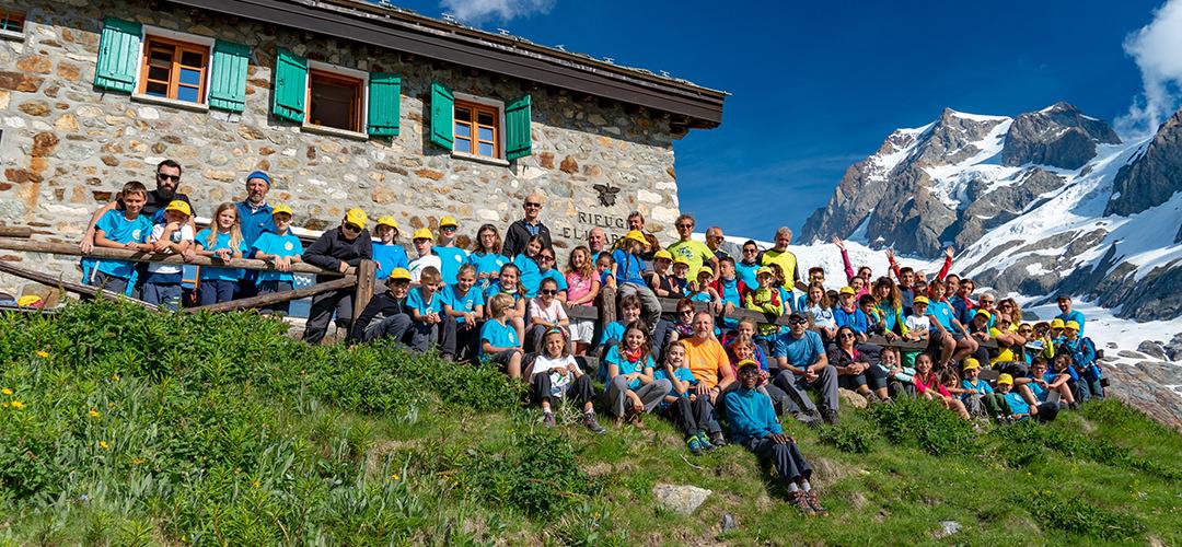 Regolamento dei Corsi di Alpinismo Giovanile