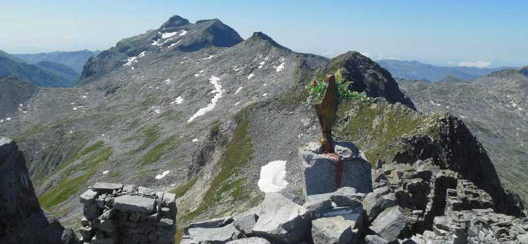 8 settembre 2019 – Monte Listino (Gruppo dell'Adamello)