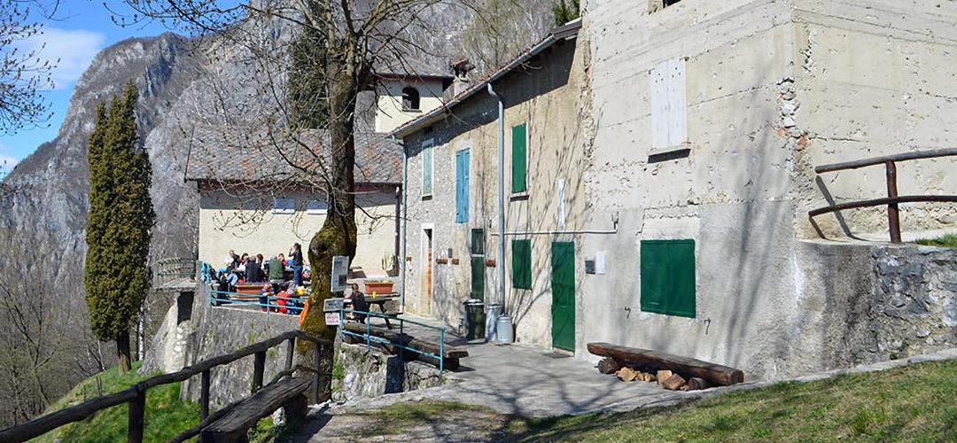 AG Base 14 aprile 2019: Rifugio Piazza, Monte San Martino