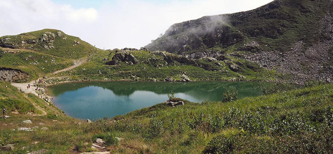 AG Base e Intermedio 15 settembre 2019: Oropa, Lago Mucrone