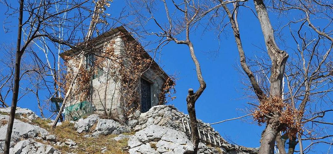 20 novembre 2019: Passo Pertulena (Carenno)