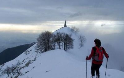 18 gennaio 2020 – Monte Palanzone (Ciaspolata in notturna)