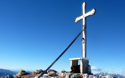 12 maggio 2021 – Cima della Croce (Val Serena)