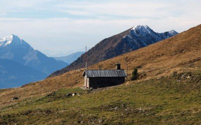 3 novembre 2021 – Bivacco Ca' dell'Alpe (Alpe di Esino)