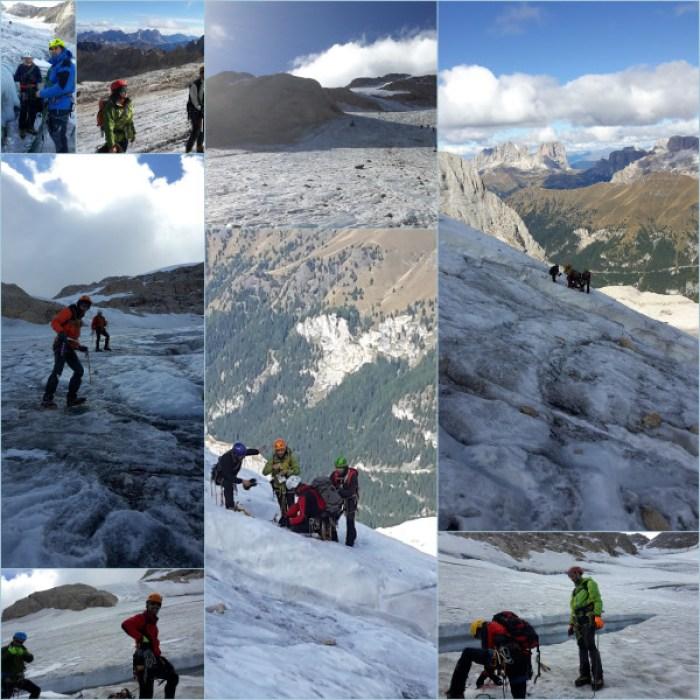 Aggiornamento intersezionale Scuola di alpinismo Cai Dolo e Rovigo