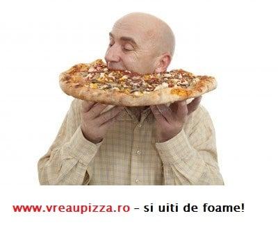 Vreau Pizza