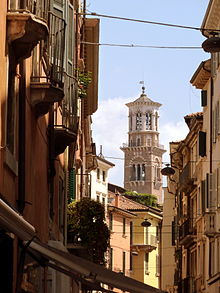 A_view_of_Torre_dei_Lamberti_from_the_city_streets,_July_2011
