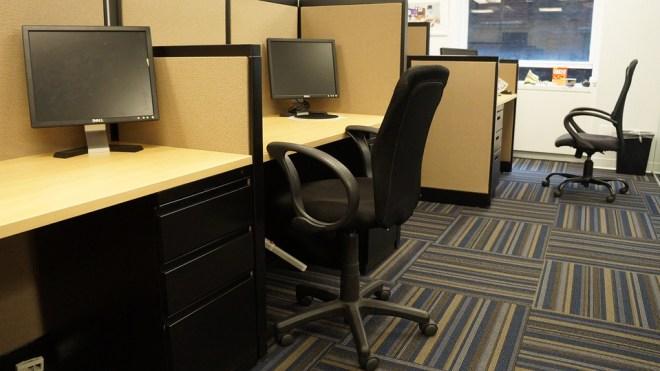 curatare birouri
