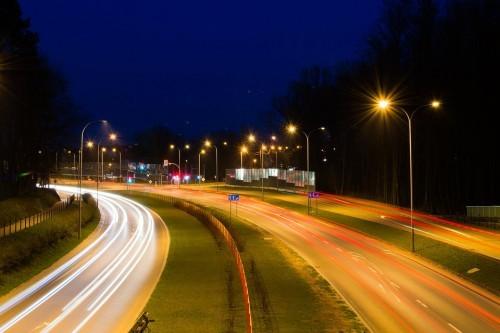 iluminat urban LED