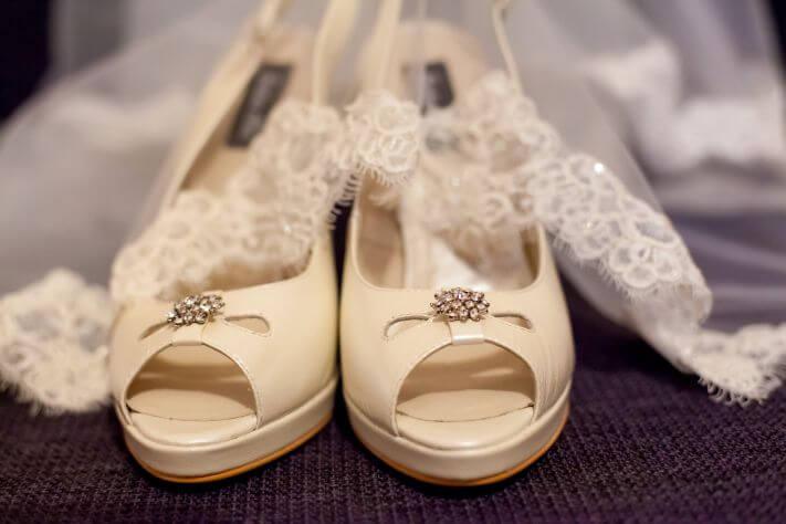 superstiții pantofi nuntă