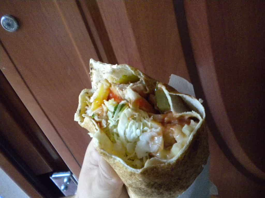 shaorma de la Dinner Food