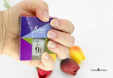 manichiura baza pentru unghii tratament melkior