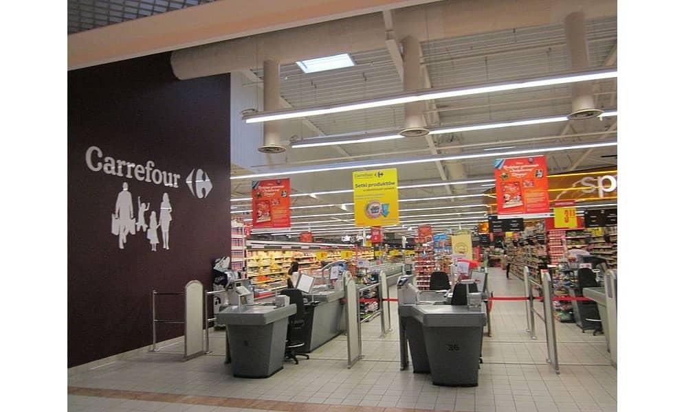 casa prioritară Carrefour