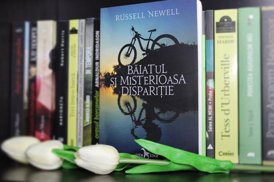 Băiatul și misterioasa dispariție Russelll Newell