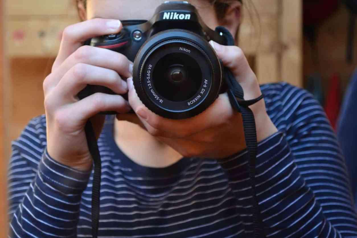 fotograf aparat foto