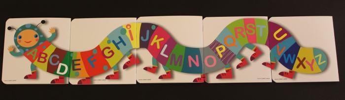 istet de mic omida alfabetul