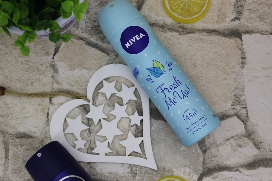 Nivea Fresh Me Up