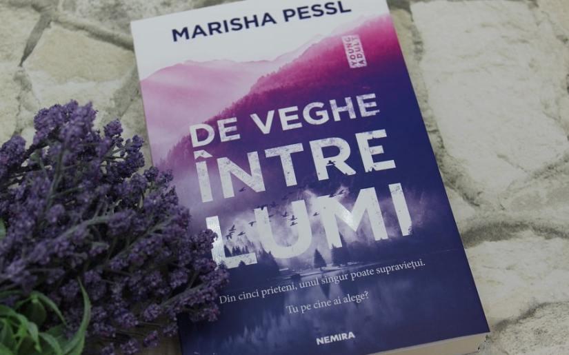 De veghe între lumi, Marisha Pessl