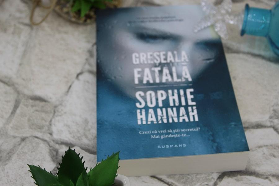 Greșeală fatală (Sophie Hannah)