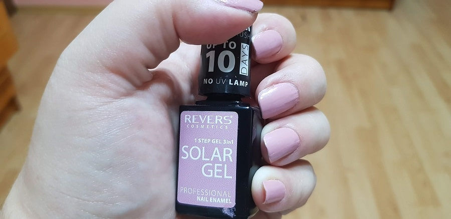 Oja 3 în 1 Solar Gel Revers Cosmetics