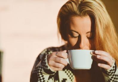 ceai în loc de cafea