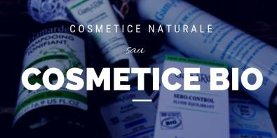 cosmetice naturale sau cosmetice bio