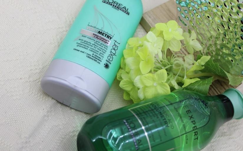 Șampon și balsam L'Oreal Professionnel Série Expert Volumetry
