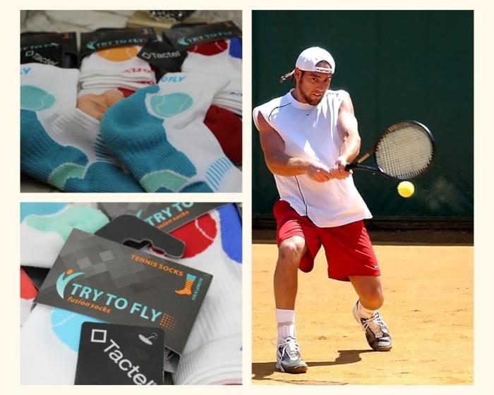 șosete pentru tenis