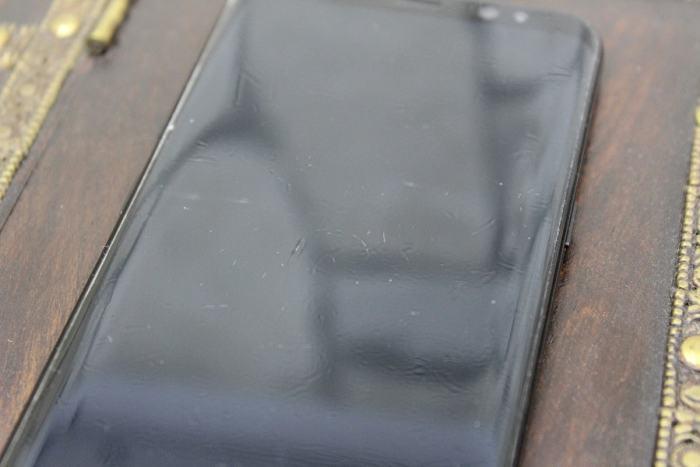 folie silicon Samsung Galaxy S8
