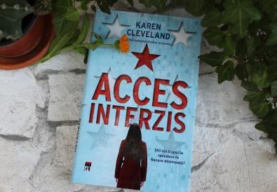 Acces interzis - Karen Cleveland