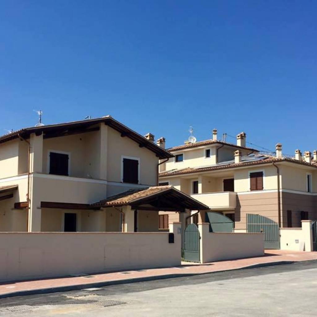 Ville Santo Pietro Foligno