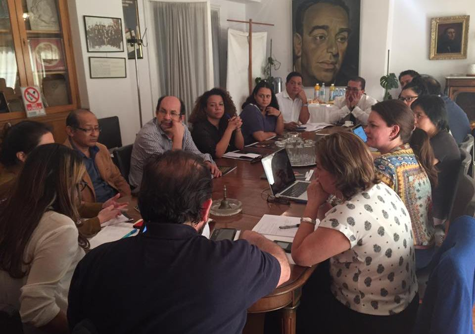 """Organizaciones sociales afianzaron la """"Alianza por la Diversidad y el Pluralismo en la Comunicación"""""""