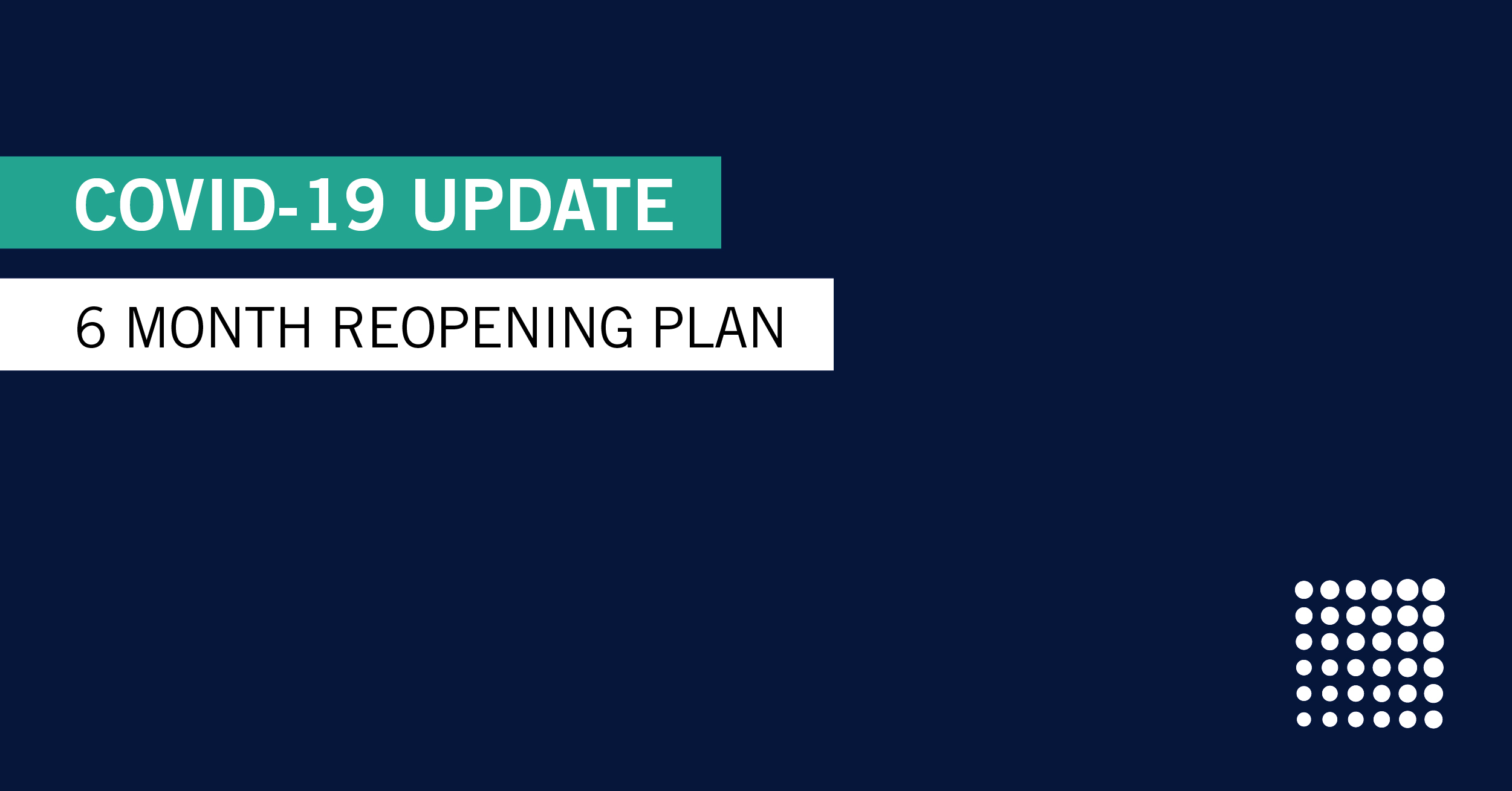 Six Month Cash Flow Plan For Reopening Your Dental Practice