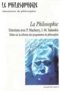 Le Philosophoire 2003/2