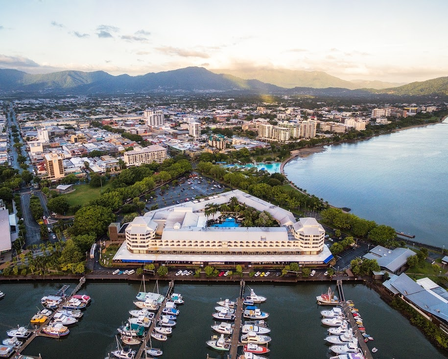 Shangri La Hotel The Marina Cairns Cairns Tourism