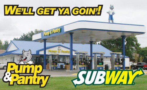 Pump And Pantry >> Cairo Pump Pantry Expands Grocery Offerings Opens Subway
