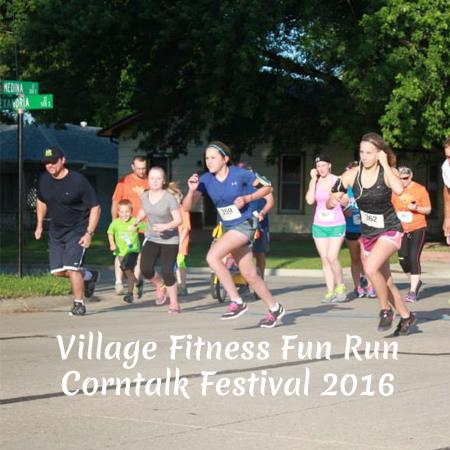 2016 village fitness fun run