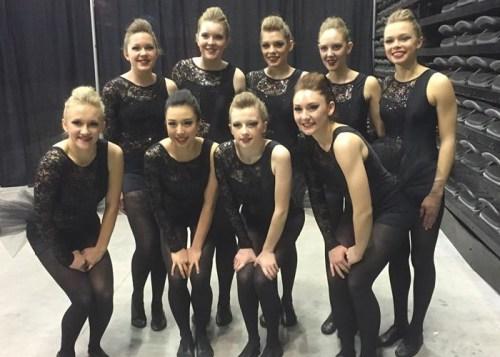 centura dance team 2016