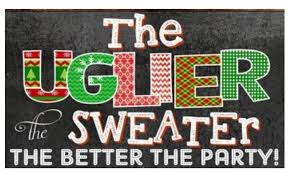 centura hills ugly sweater party