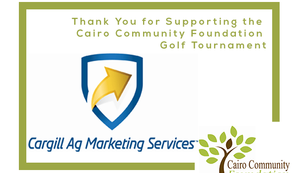 Thank You Cargill Ag Marketing