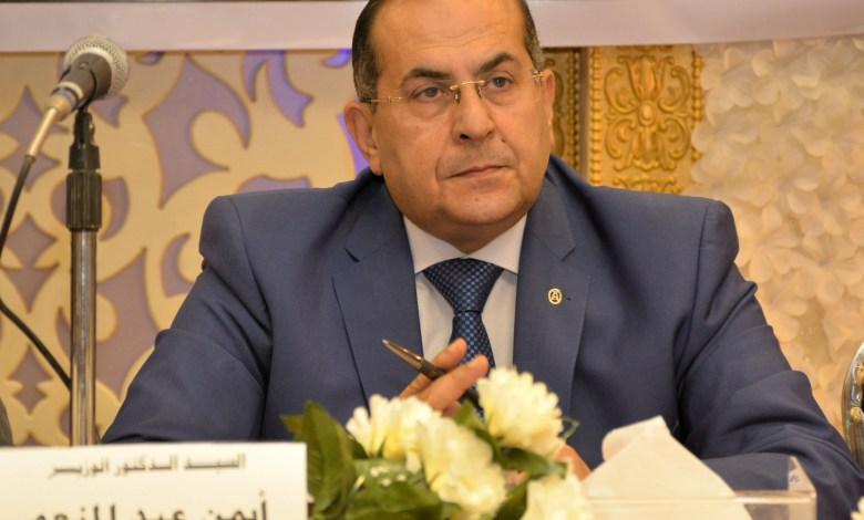 الدكتور أيمن عبد المنعم