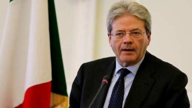 استقالة رئيس وزراء إيطاليا