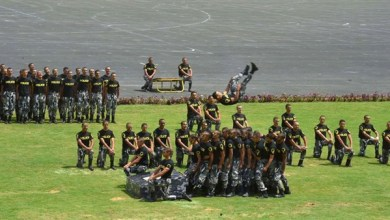 الرئيس السيسي يشهد عروضًا عسكرية وقتالية لخريجي كلية الشرطة
