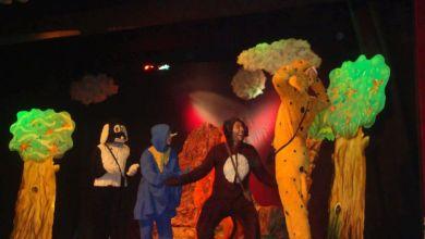 """مسرحية الأطفال """"غابة الأذكياء"""" على مسرح متروبول"""