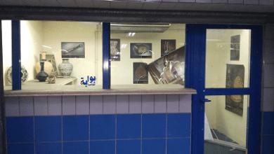 معرض الآثار الإسلامية المتنقل بمحطة مترو الأوبرا