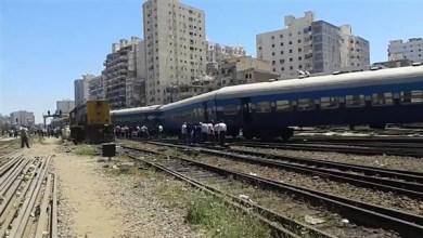 حادث قطار شبين الكوم