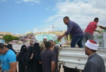 قافلة الأزهر لشمال سيناء
